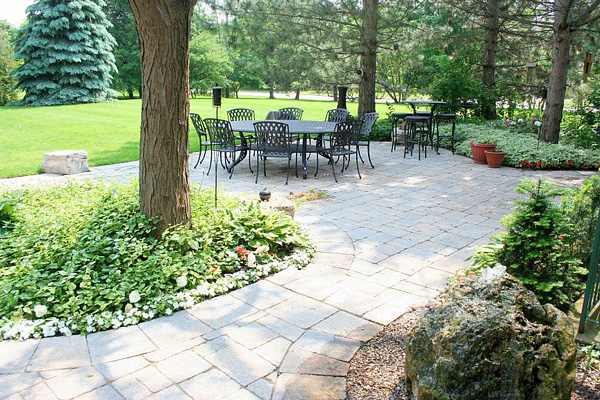Down To Earth Landscaping - Patios